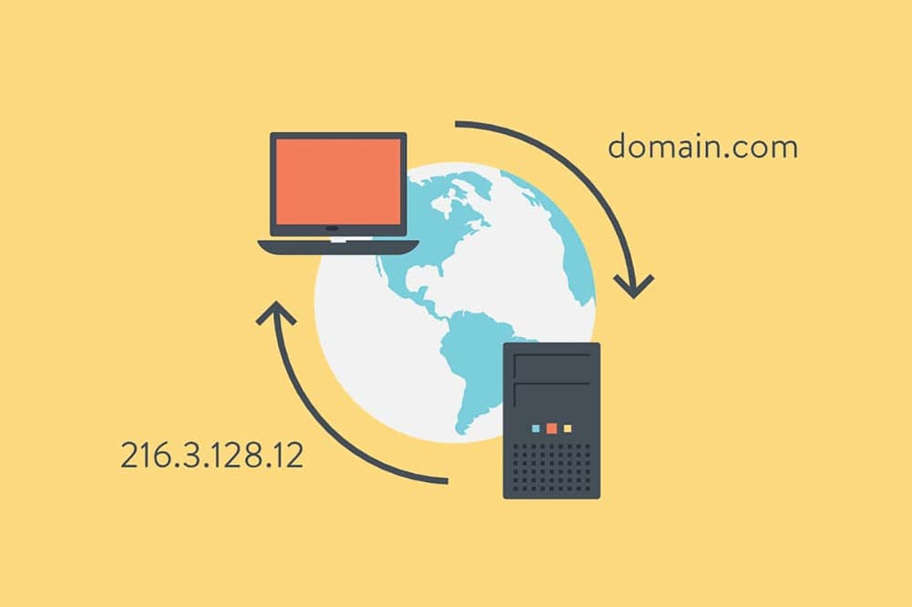 Illustration système DNS