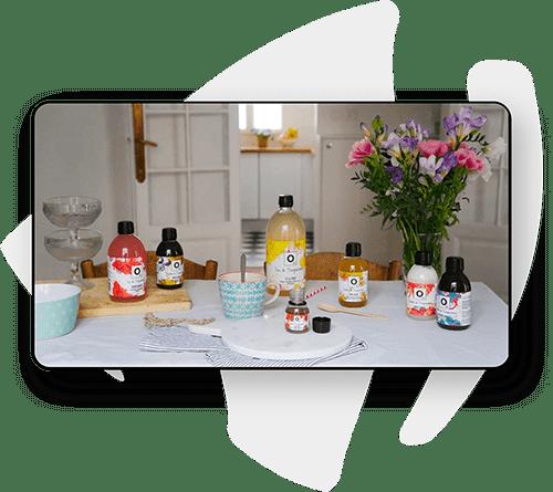 Site vitrine startup